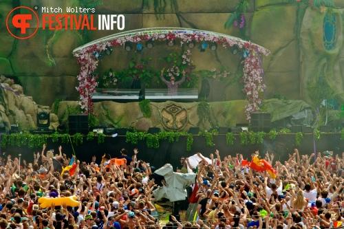 Foto Zedd op Tomorrowland 2013