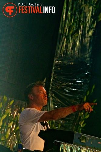 Pete Tong op Tomorrowland 2013 foto
