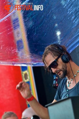 Ricardo Villalobos op Tomorrowland 2013 foto