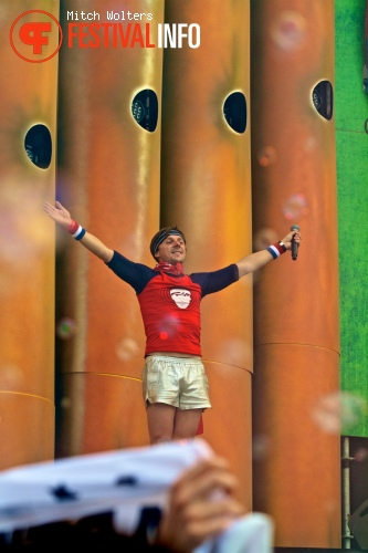 Martin Solveig op Tomorrowland 2013 foto