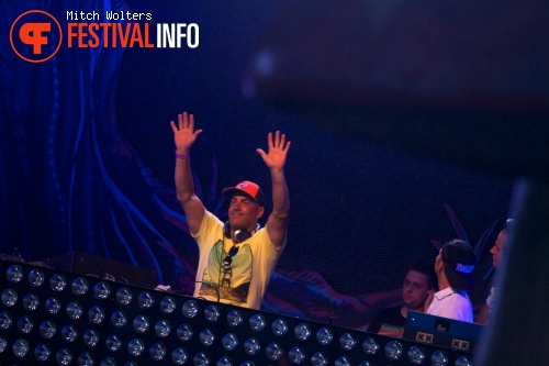 Foto Charly Lownoise & Mental Theo op Tomorrowland 2013