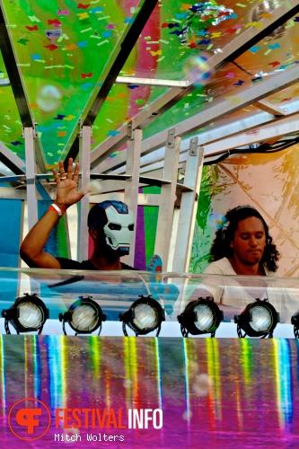 Sunnery James & Ryan Marciano op Tomorrowland 2013 foto