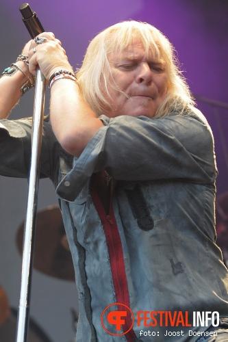 Uriah Heep op pinkpop Classic 2013 foto