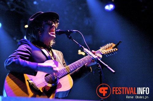 Foto The Waterboys op pinkpop Classic 2013