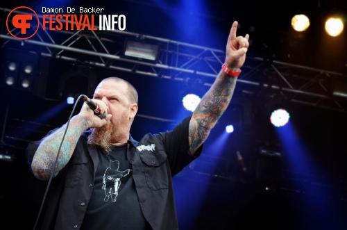 Exodus op Alcatraz Metal Festival 2013 foto