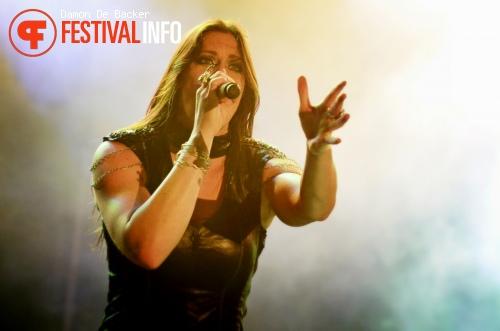 Nightwish op Alcatraz Metal Festival 2013 foto