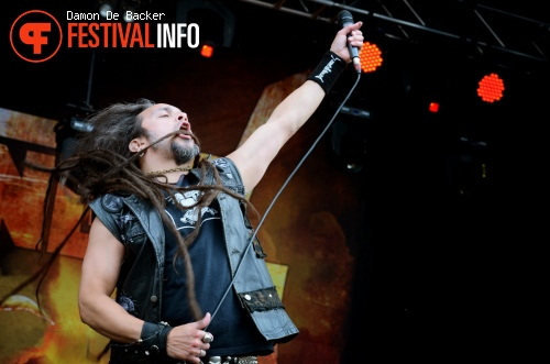 Death Angel op Alcatraz Metal Festival 2013 foto
