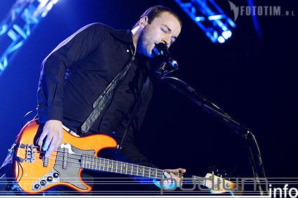 Foto Muse op Muse - 28/11/06 - Brabanthallen