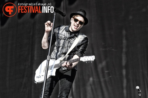 Foto Fall Out Boy op Pukkelpop 2013 - dag 1
