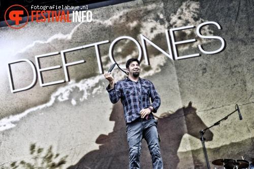 Deftones op Pukkelpop 2013 - dag 1 foto