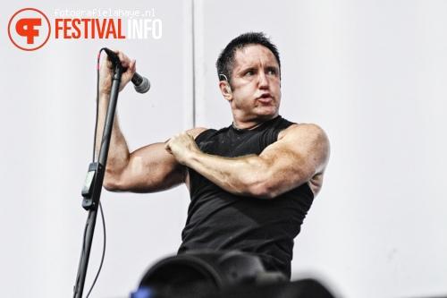Nine Inch Nails op Pukkelpop 2013 - dag 1 foto