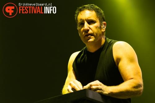 Foto Nine Inch Nails op Lowlands 2013 - dag 1