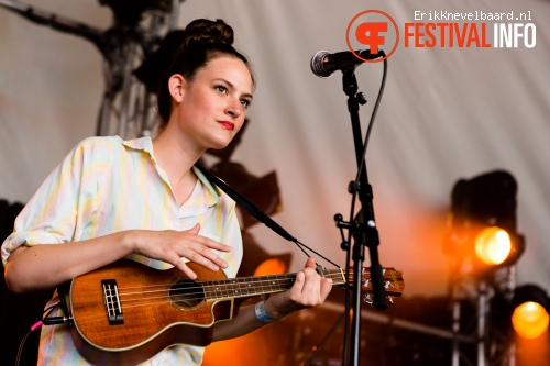 Foto The Staves op Lowlands 2013 - dag 1