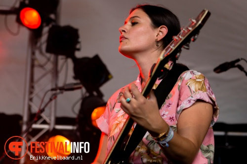 The Staves op Lowlands 2013 - dag 1 foto