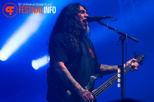 Slayer op Lowlands 2013 - dag 1 foto