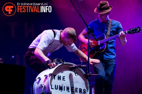 The Lumineers op Lowlands 2013 - dag 2 foto