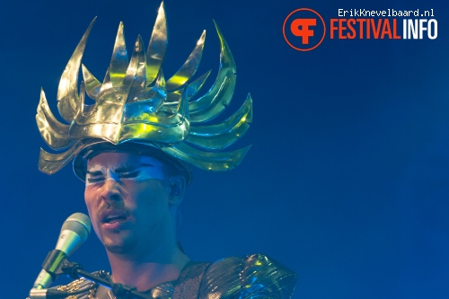 Empire of the Sun op Lowlands 2013 - dag 2 foto