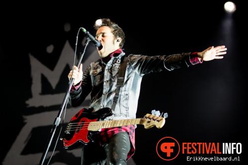 Fall Out Boy op Lowlands 2013 - dag 3 foto