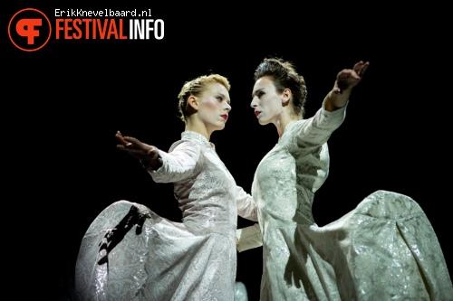 Scapino Ballet Rotterdam op Lowlands 2013 - dag 3 foto