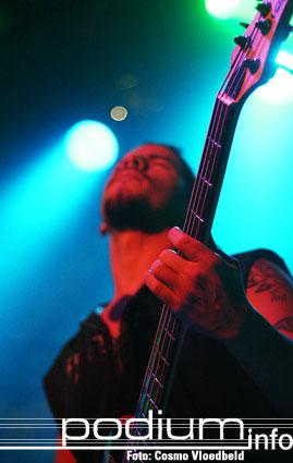 Surf Malandros op Agresión - 01/12/2006 - Melkweg foto