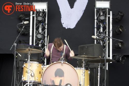 The Virginmarys op Appelpop 2013 foto