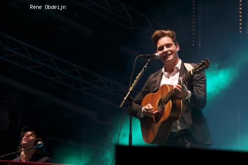 Foto Douwe Bob op Appelpop 2013