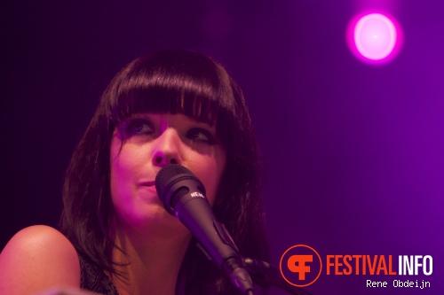 Laura Jansen op Appelpop 2013 foto