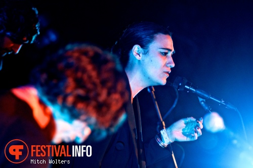 Nadine Shah op Into The Great Wide Open 2013 - dag 1 foto