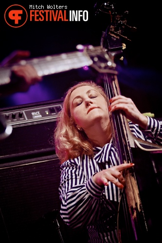 Foto Kitty, Daisy & Lewis op Into The Great Wide Open 2013 - dag 2