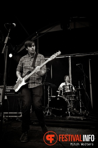 Parquet Courts op Into The Great Wide Open 2013 - dag 2 foto