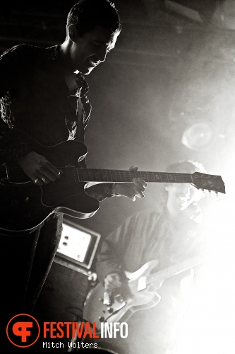 Miles Kane op Into The Great Wide Open 2013 - dag 2 foto