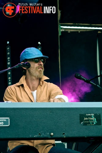 Dawes op Into The Great Wide Open 2013 - dag 2 foto
