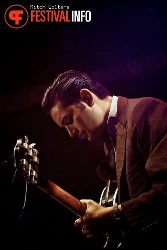 Kitty, Daisy & Lewis op Into The Great Wide Open 2013 - dag 2 foto