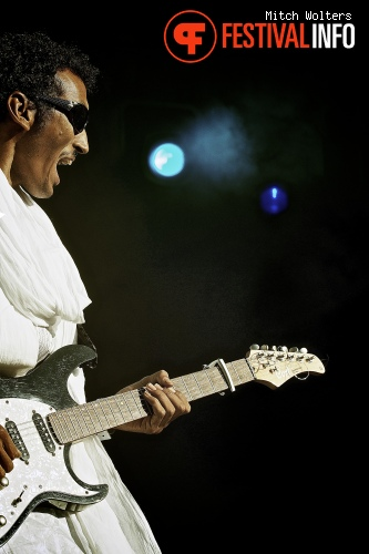 Foto Bombino op Into The Great Wide Open 2013 - dag 3