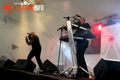 Angels & Agony op Baroeg Open Air 2013 foto