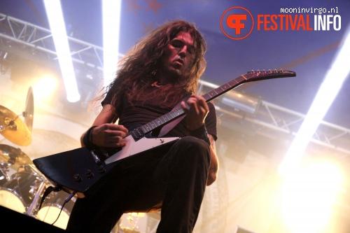 Foto Moonspell op Baroeg Open Air 2013