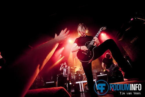 Blessthefall op August Burns Red - 12/9 - Tivoli foto