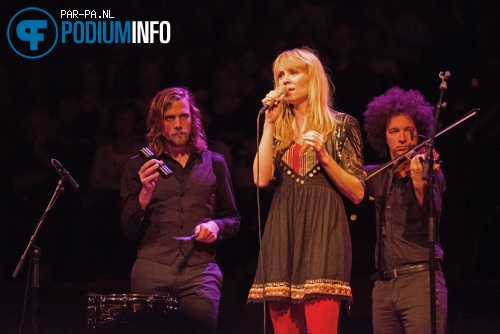 Foto Janne Schra op Ed Kowalczyk - 17/09 - Het Concertgebouw