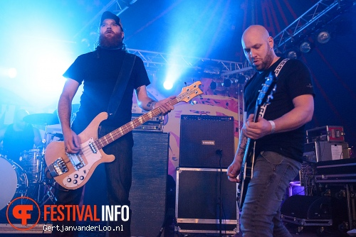 Four Headed Dog op Kempenerpop 2013 foto