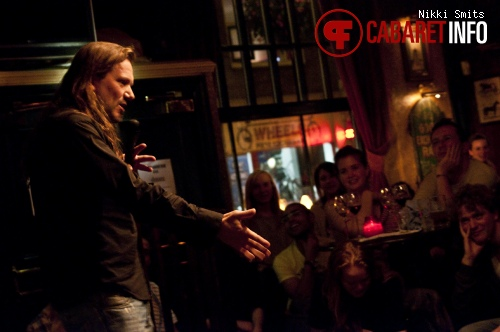 Foto Jeroen Pater op The Florin English Comedy Night - 23/9 - The Florin