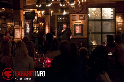 Foto Joe Eagan op The Florin English Comedy Night - 23/9 - The Florin