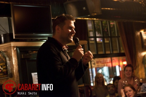 Foto Joe Eagan op The Florin English Comedy Night - 23/9 - The Florin