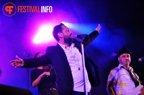Foto BZB (Band Zonder Banaan) op Festyland 2013