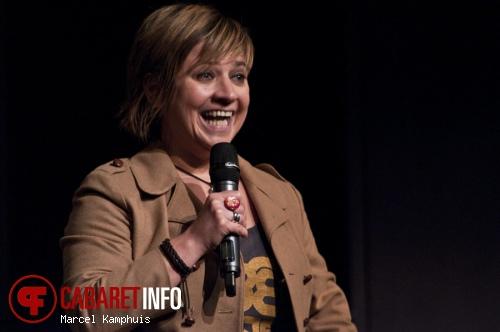 Foto Soula Notos op Amsterdam English Comedy Night - 17/10 - Boom Chicago, Amsterdam
