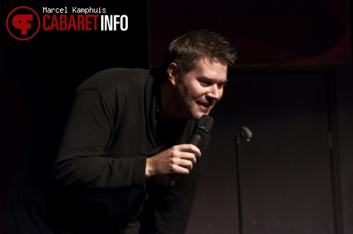 Foto Joe Eagan op Amsterdam English Comedy Night - 17/10 - Boom Chicago, Amsterdam