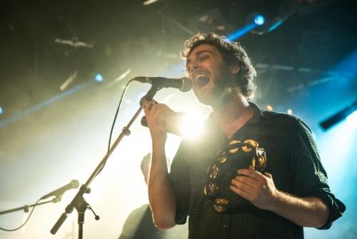 Foto Ian Clement op De Staat - 17/10 - Vera