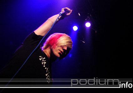 The Blackout op Lostprophets - 13/12 - 013 foto