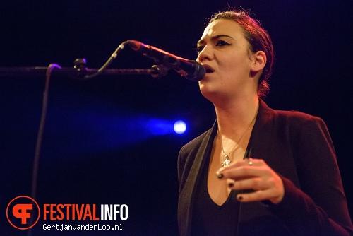 Nadine Shah op London Calling 2013 #2 - Dag 2 foto