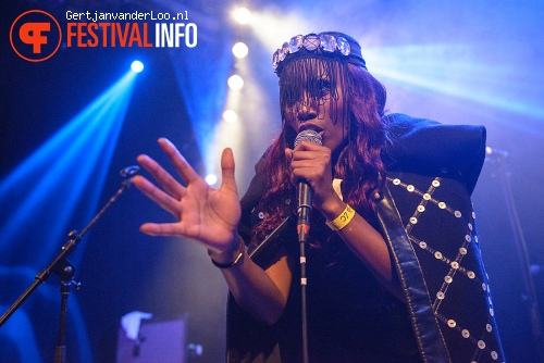 Foto Lulu James op London Calling 2013 #2 - Dag 2