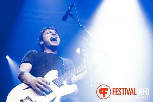 Foto We Are The Ocean op Vans Warped Tour NL 2013